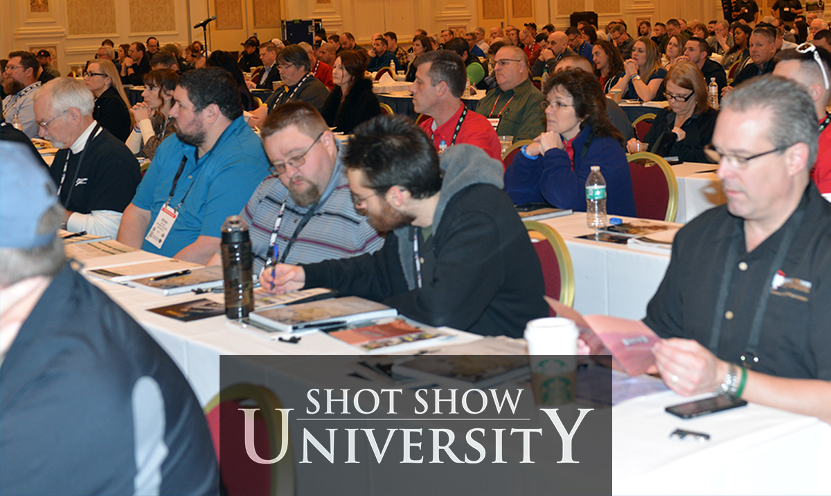 SHOT Show University - Range Mebership