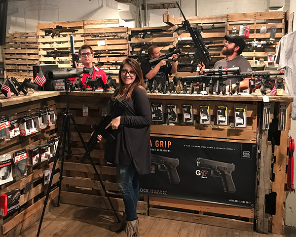 Watson Chambers Defense - Employees - Working the Show - SHOT Show