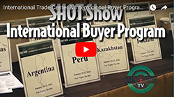 SHOT Show International Buyer Program - Export