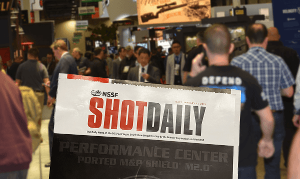 SHOT Show 2019 SHOT Daily Day 1