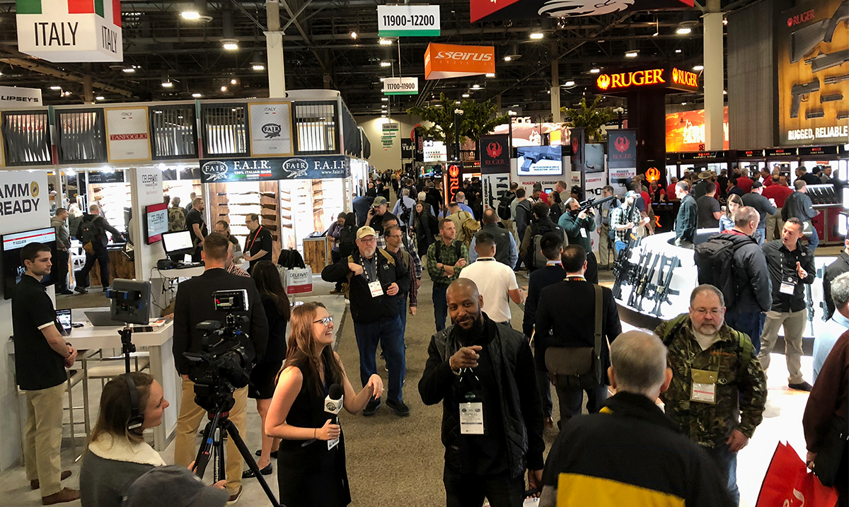 Travel Archives - NSSF SHOT Show 2019