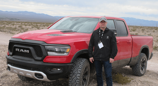 RAM Trucks - Industry Day at the Range - 2020 SHOT Show