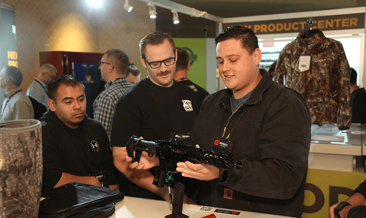 2020 SHOT Show - New Product Center