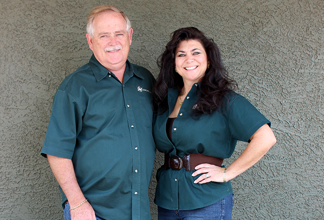 Dan and Cheryl - AZFirearms