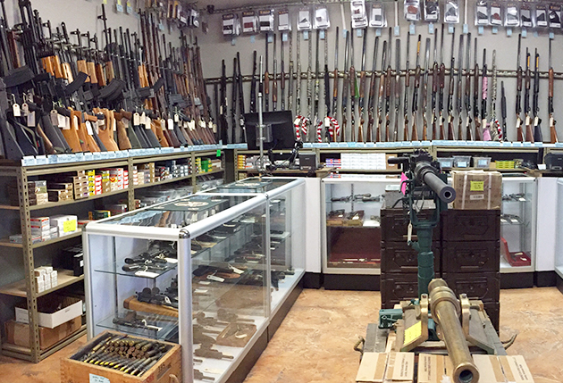 AZ Firearms - Shop
