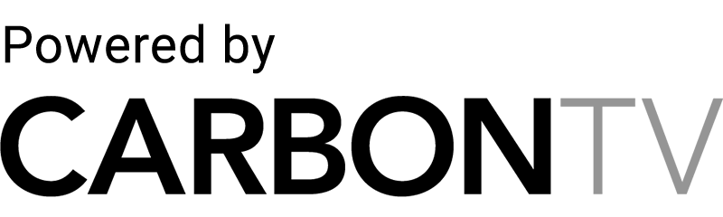 Powered by Carbon TV