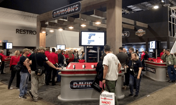 Davidson's Booth