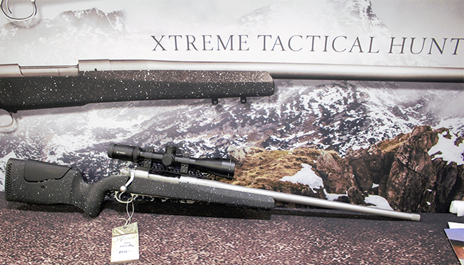 Montana Rifle Company Extreme Tactical Hunter