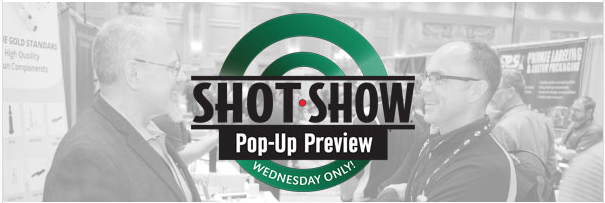 Pop-Up Preview Wednesday Only!