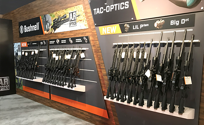 Vista Outdoors and Bushnell SHOT Show Booth