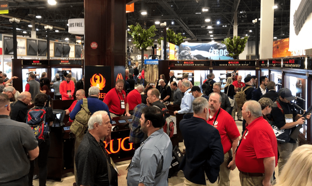 Ruger Booth - SHOT Show