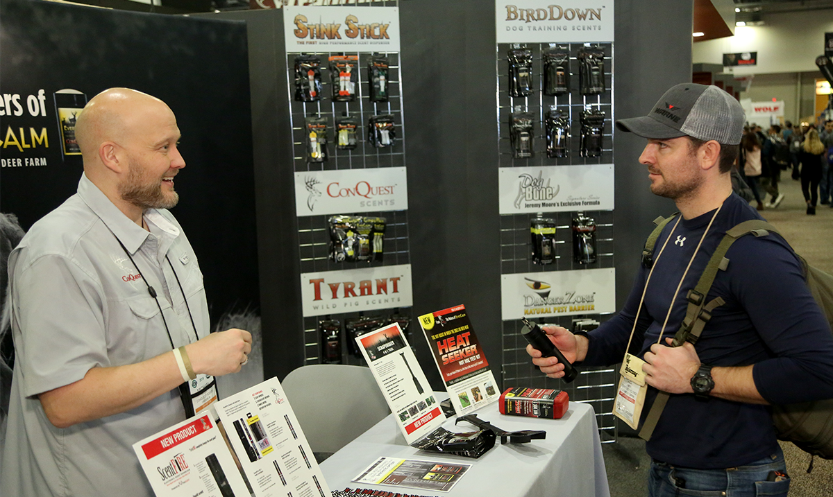 SHOT Show exhibitor Tips