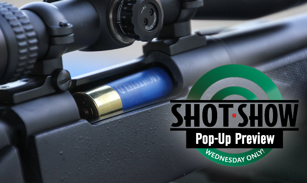 SHOT Show Pop-Up Preview