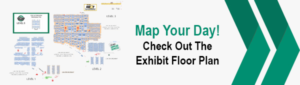 SHOT Show Map your day