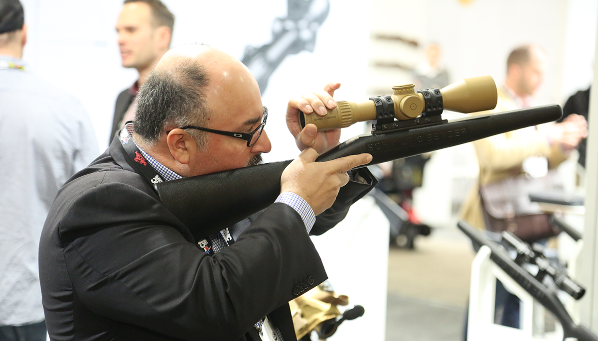 SHOT Show 2019 Optics