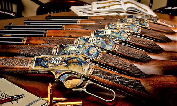 SHOT Show Auction - Rifles