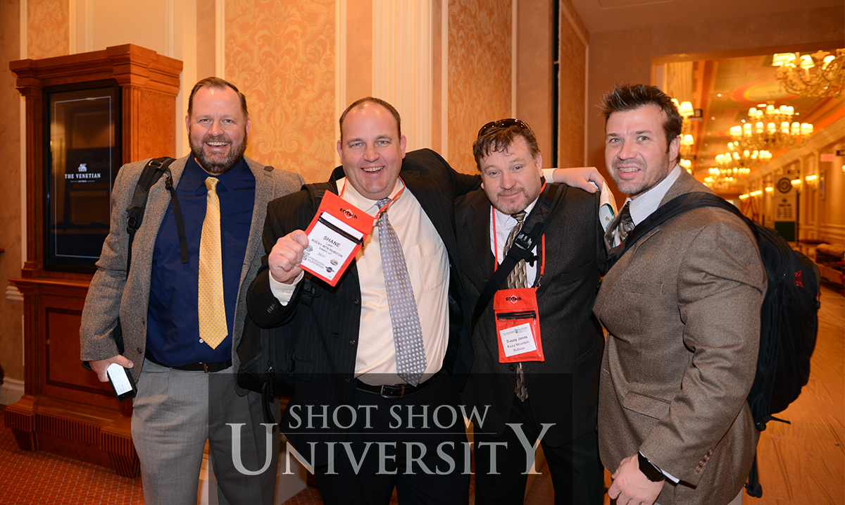 SHOT SHOW University - ATF Inspection