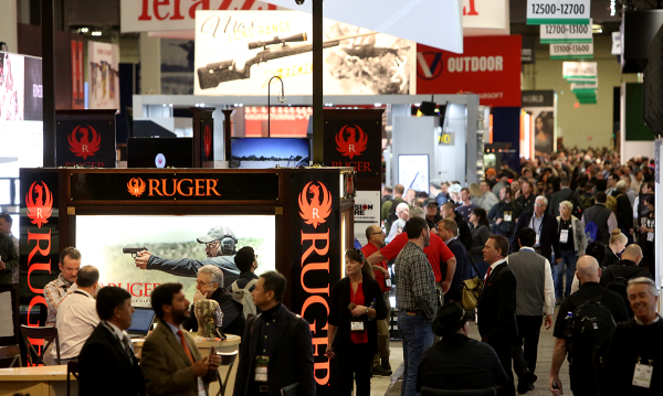 SHOT Show Floor - Day 3 Headline