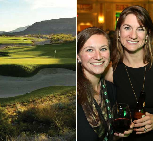 Networking and Golf